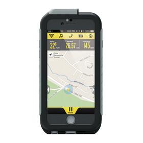 Topeak Weatherproof RideCase for iPhone 6 med Holder Grå/Svart